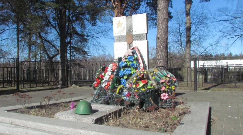 1Братская могила воинов-освободителей 219-го гвардейского стрелкового полка