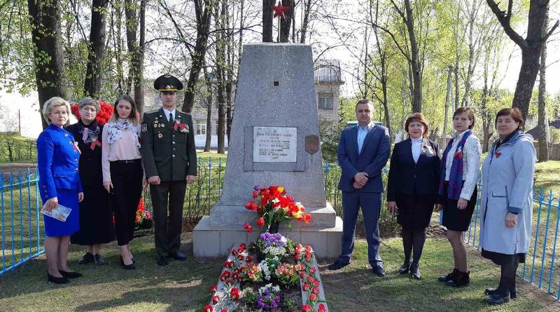 Памятник Диме Потапенко
