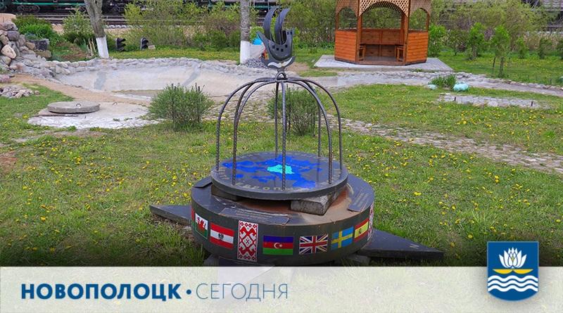 """""""Центр Европы"""" на территории цеха 015"""