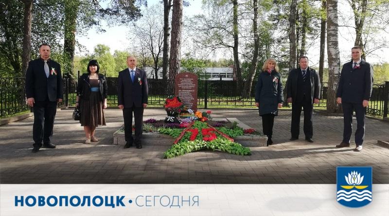 могила воинов 219 гвардейского стрелкового полка1