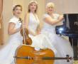 Уникальный новополоцкий коллектив трио «Gratia» проводит благотворительную акцию