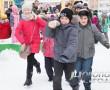 Как прошли Масленичные гуляния в Новополоцке (+видео)