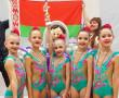 Воспитанницы новополоцкой СДЮШОР-1 завоевали 1-е место на международном турнире по художественной гимнастике