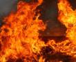 Пожар в садоводческом товариществе «Кветка»