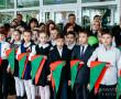 В Новополоцке отмечают День герба и флага Беларуси