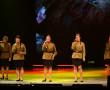 В Новополоцке впервые прошел фестиваль-конкурс музыкально-театрализованных композиций «К подвигу народа песней прикоснемся»
