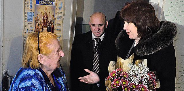 Анна Михайловна Яцкевич