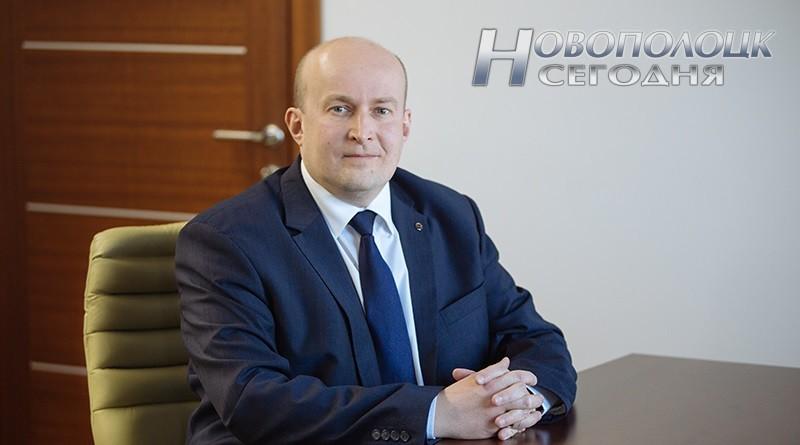 gendirektor OAO Naftan Aleksandr Demidov
