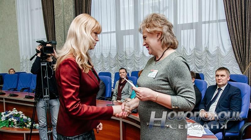 Итоги выборов в Новополоцке
