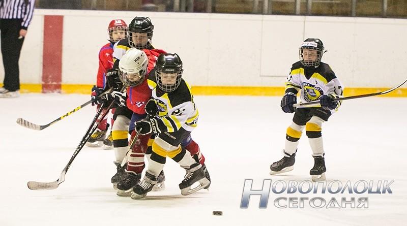дети хоккей_