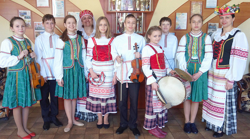 Слабадскія музыкі