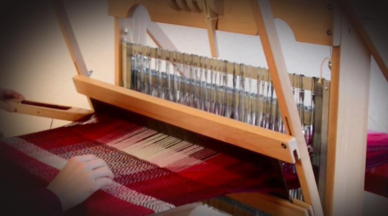 ручное ткачество_