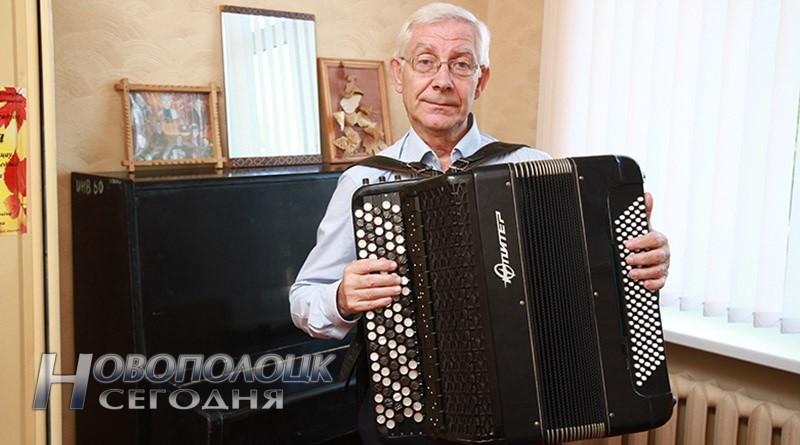 Mihail Ivashkin muzkolledzh Novopolock