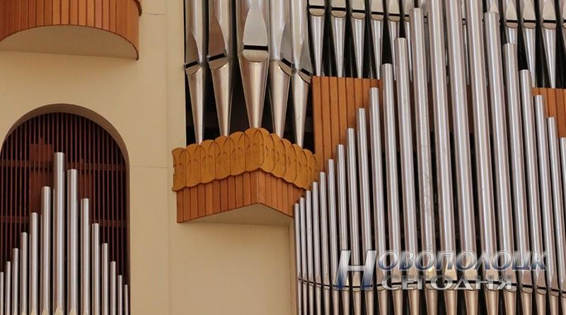 орган_Софийский собор