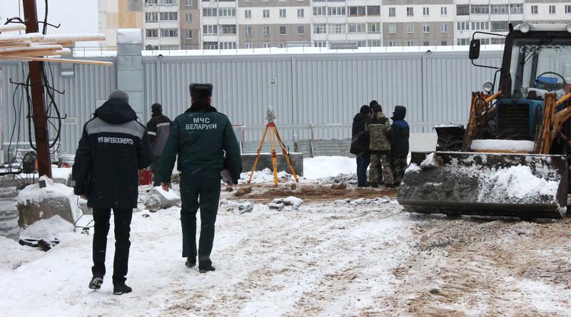 Совместный рейд по стройплощадкам Новополоцка провели сотрудники МЧС и Энергонадзора