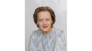 Новополоцкую писательницу приняли в Союз писателей Беларуси