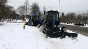 Готов ли Новополоцк к зиме?