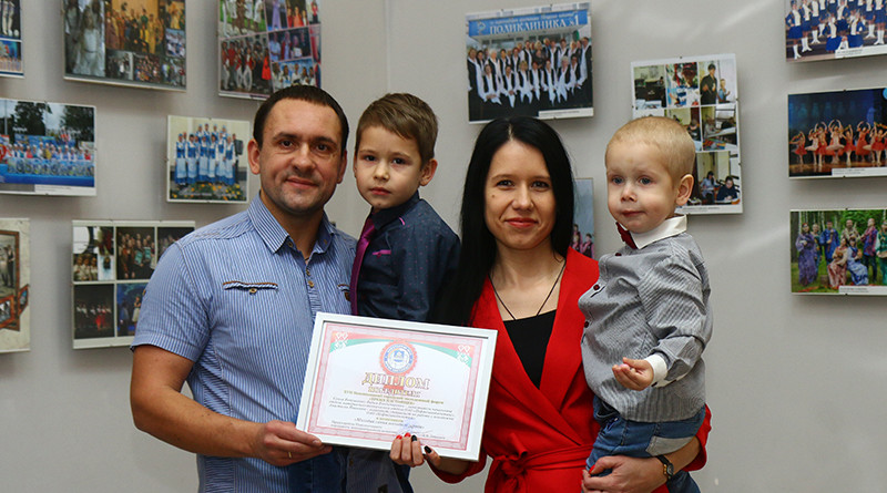 Семья Явтушенко