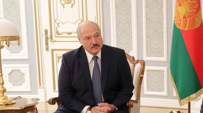 Александр Лукашенко1