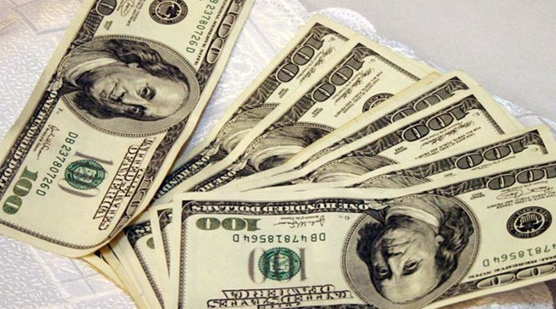 Доллары_Случайный гость
