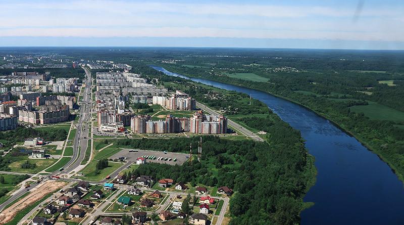 Новополоцк_Западная Двина