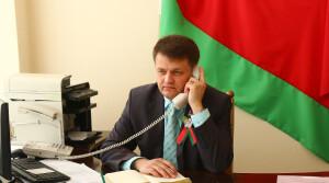 Депутат Денис Карась встретится с избирателями и проведет прямую телефонную линию для новополочан