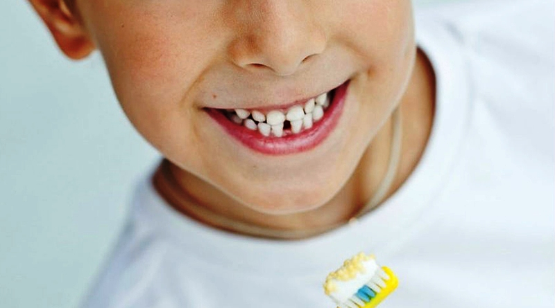 зубы чистим1