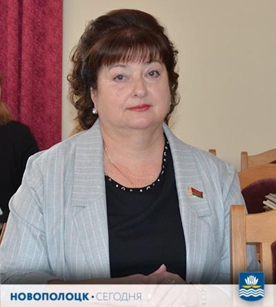 Галина Желанова