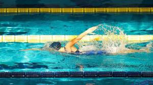 10 медалей завоевали новополочане на первенстве и Кубке Беларуси по плаванию