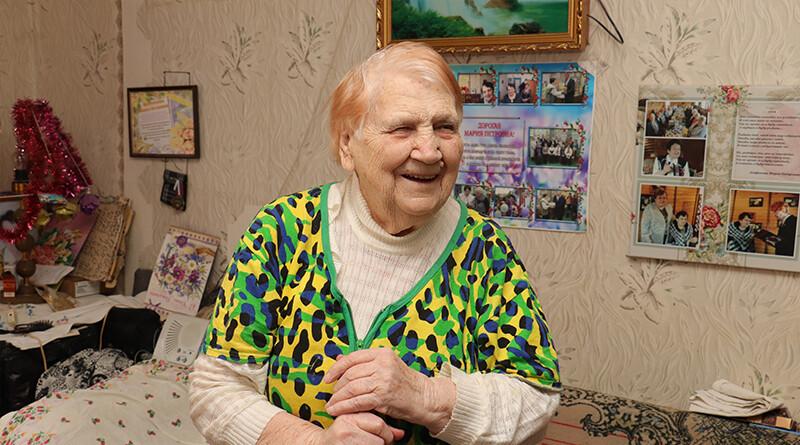 Мария Агафонова1