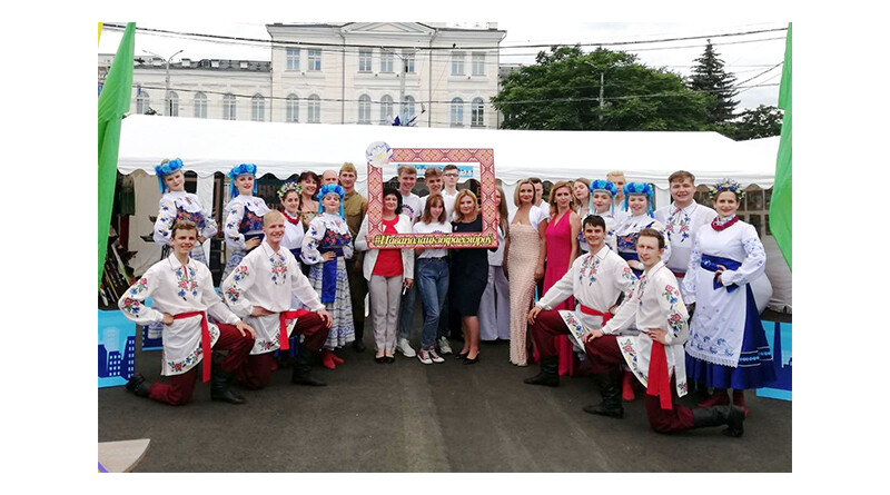 Новополоцк на славянском базаре