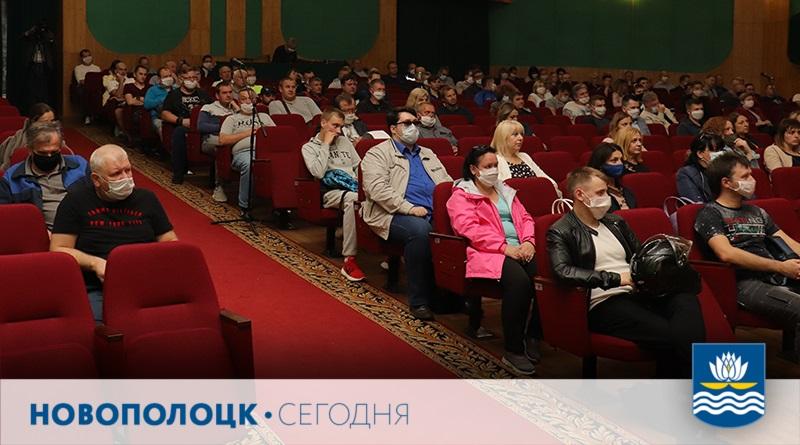 Полимир_встреча с Резенковым