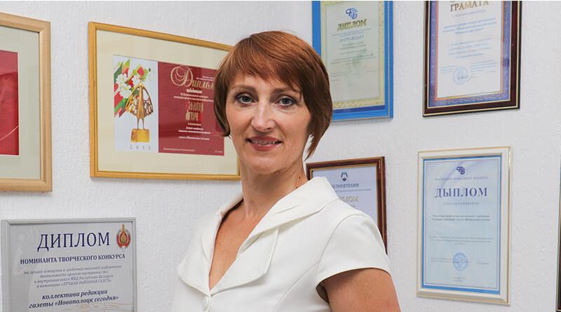 Анна Тверитнева