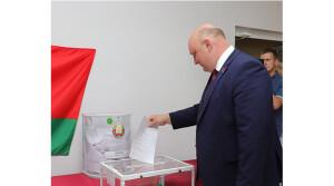 Дмитрий Демидов: Мы ответственны за то, чтобы выборы прошли организованно и с соблюдением всех принципов демократии
