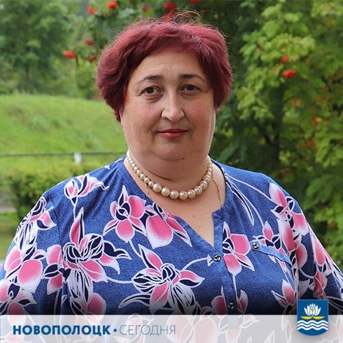 Ирина Метлюк1