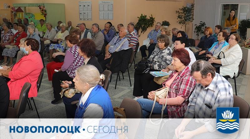 ветераны Новополоцка