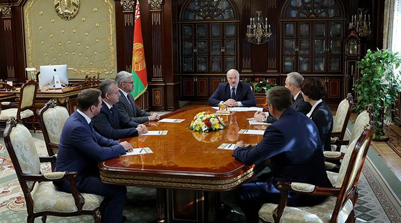 БЕЛТА_Александр Лукашенко