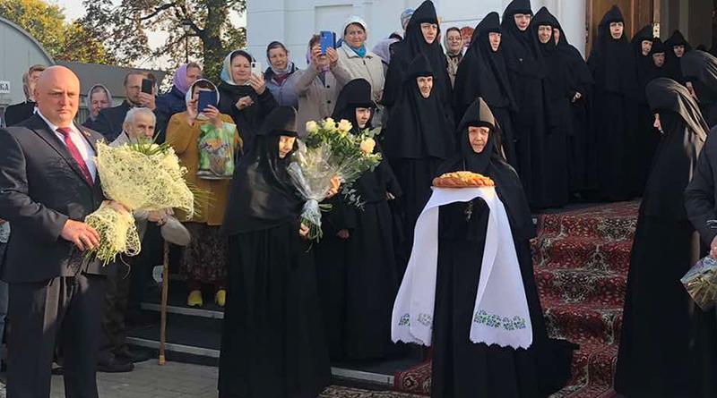 Встреча митрополита Вениамина_1