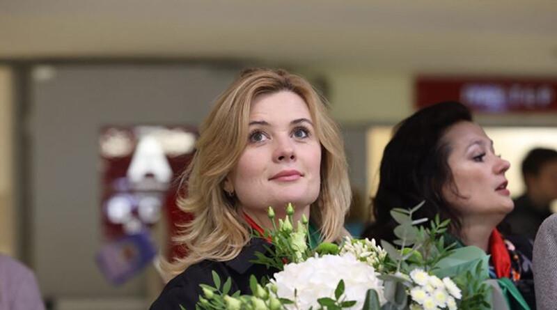 Наталья Стегашёва 1