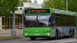 Льготный проезд, электронные билеты, новый маршрут – Иван Ращинский о работе новополоцкого автопарка