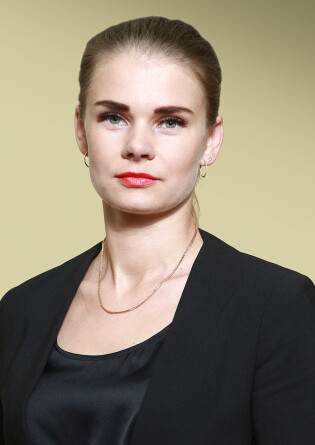 КНЯЗЮК Екатерина Николаевна
