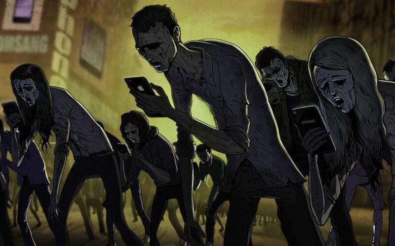 Зомби интернет