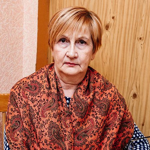 Валентина Протас