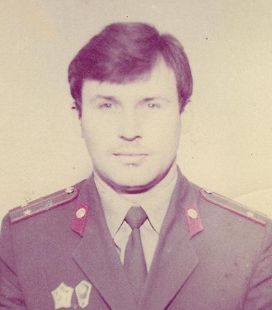 Виктор Николаевич Можейко