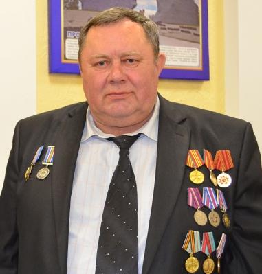 Николай Егорович Рыбаков