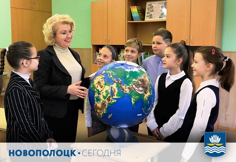 Татьяна Малиновская и дети