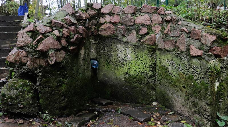 родник в Новополоцке