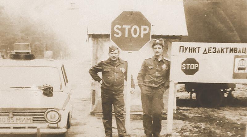 сотрудники Новополоцкого ГОВД