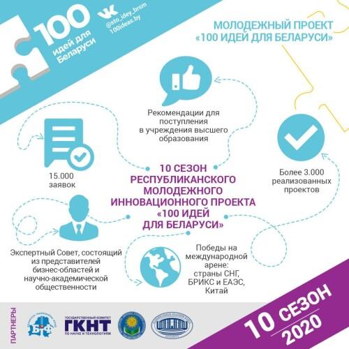 100 идей для Беларуси_10 сезон_3