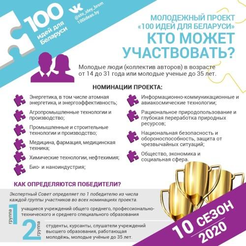 100 идей для Беларуси_10 сезон_2